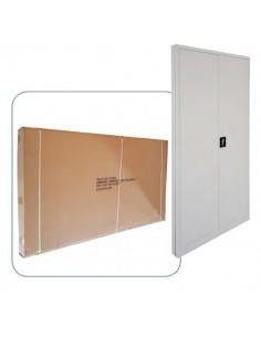 armario metálico taller PLEGABLE