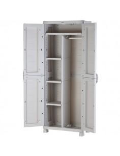 armario resina escobero - 2 Puertas