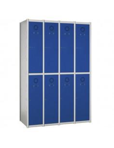 taquilla modular 8 puertas...