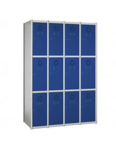 taquilla modular 12 puertas...