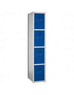 taquilla modular 4 puertas...