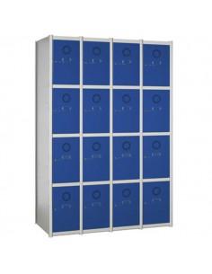 taquilla modular 16 puertas...