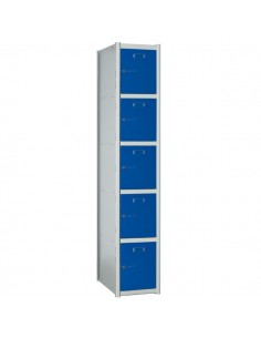 taquilla modular 5 puertas...