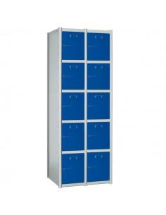 taquilla modular 10 puertas...