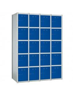 taquilla modular 20 puertas...