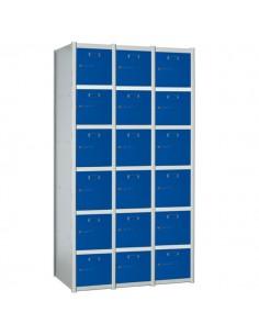 taquilla modular 18 puertas...