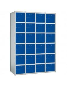 taquilla modular 24 puertas...