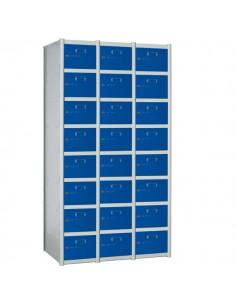 taquilla modular 24 puertas 3 columnas