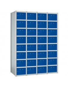 taquilla modular 32 puertas...